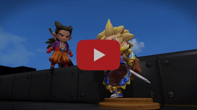 DRAGON QUEST BUILDERS 2 debuts on Xbox One today!