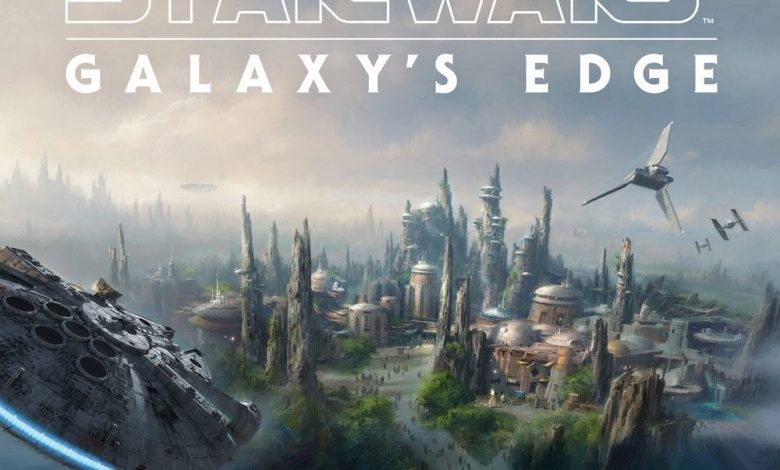 Exclusive Review: Soar in The Art of Star Wars: Galaxy's Edge