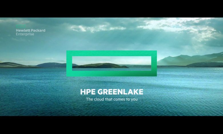 HPE Introduces New Data Infrastructure Services on GreenLake