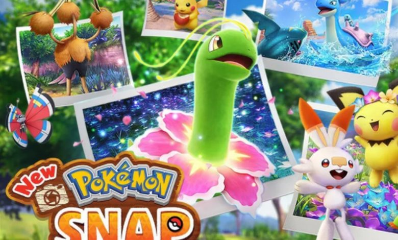 New Pokémon Snap: the coolest Nintendo game since Animal Crossing