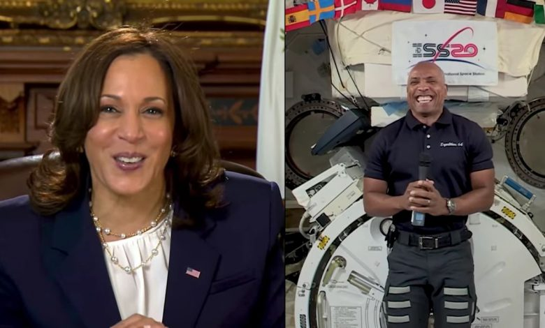 Vice President Kamala Harris to chair the National Space Council under the Biden administration